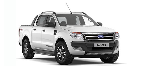FORD RANGER  [DOBLE CABINA HASTA 2011]