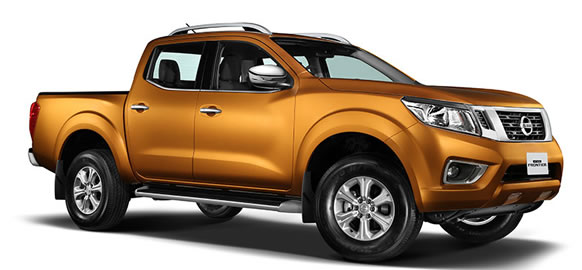 NISSAN FRONTIER NP300 [DOBLE CABINA]